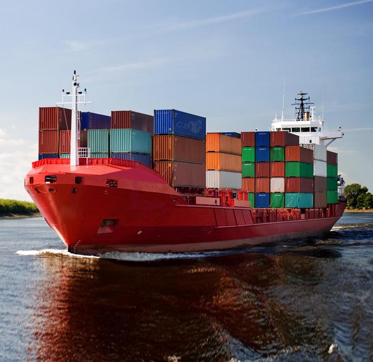 Ocean Shipments